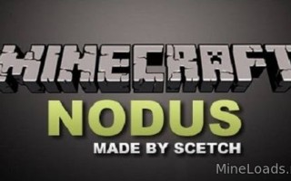 Чит Nodus для Майнкрафт 1.12.2