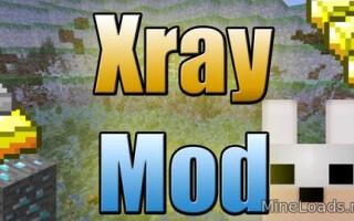 Чит X-Ray для Майнкрафт 1.13 и 1.13.1