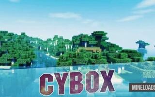 Шейдер CYBOX для Minecraft 1.12.2, 1.13