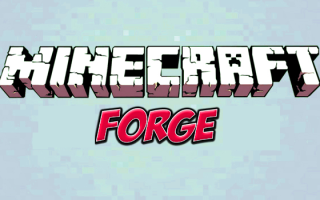 Minecraft forge для Майнкрафт 1.7.2