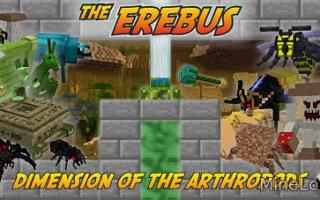 Мод The Erebus для Minecraft 1.12.2, 1.13