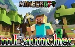 mLauncher – универсальный лаунчер Minecraft