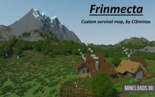 Карта Frinmecta для Майнкрафт 1.13, 1.12.2
