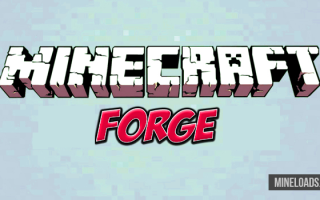 Minecraft Forge для Майнкрафт 1.14