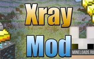 Чит X-Ray для Майнкрафт 1.13.2