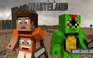 Мод Wastelands для Майнкрафт 1.13