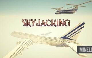 Карта Skyjacking для Майнкрафт 1.12.2, 1.13