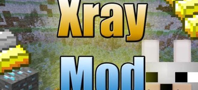 Чит X-Ray для Майнкрафт 1.11.2