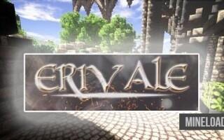 Текстур-пак Erivale для Майнкрафт 1.12.2, 1.13