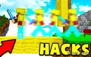 Чит SpeedHack для Майнкрафт 1.13 и 1.13.1