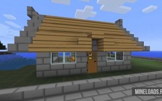 Ресурс-пак SimplicityCraft для Майнкрафт 1.13.1